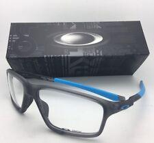 Nuovo Oakley Occhiali da Sole Crosslink Zero Ox8076-0156 56-16 138 Raso  Grigio a8bdf7aa5a