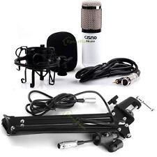 New Professional Condenser Mic Broadcast Studio Sound Recording Arm Stand wMount