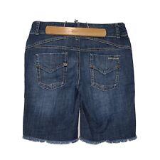 Womens DKNY Jean Denim Bermuda Shorts Size 10