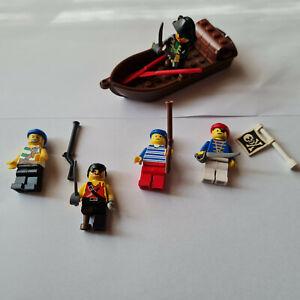 Lego - 5 Piraten mit Boot - C16841