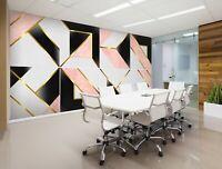 3D Irregular Pattern R47 Business Wallpaper Wall Mural Self-adhesive Commerce An