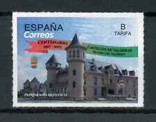 Spain 2018 MNH Castles of Valderas Alcorcon Madrid 1v Set Architecture Stamps