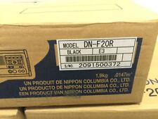 DENON DN-F20R PORTABLE IC RECORDER PLAYER IN NEW OPEN ORIGINAL BOX WRK GREAT BIN