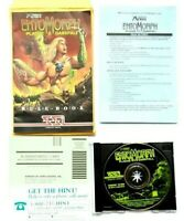 EntoMorph Plague of the Darkfall 1995 PC Game Disc Manual & extras RARE