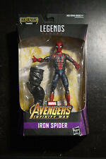 Marvel Legends Series - Iron Spider - Infinity Wars BAF THANOS Leg