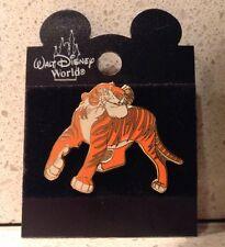 Shere Khan Jungle Book Walt Disney World Pin Tiger WDW Over Shoulder RARE