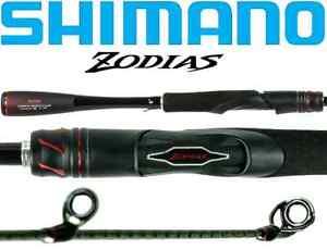 "Shimano Zodias 6'9"" Medium Light Power Fast Action Spinning Rod ZDS69MLA"
