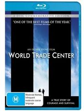 *New & Sealed*  World Trade Center (Blu-ray, 2009, 2-Disc Set) Nicolas Cage AUS