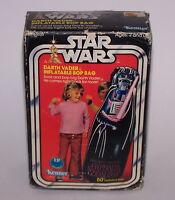 """Star Wars Darth Vader 50"""" Inflatable Bop Bag Kenner 1978 Vintage NIB"""