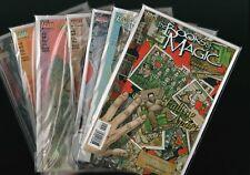 The Books of Magic #53 #54 #55# #56 #57 #58 #59  (DC Vertigo)  UNUSED L1.98
