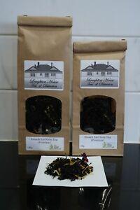 Laughton House  - Organic French Earl Grey Tea - OP1 Grade