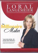 The Millionaire Maker - Box by Loral Langemeier - CD & Book
