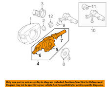 NISSAN OEM 07-10 Frontier Steering Column-Combo Switch 255609BH0A
