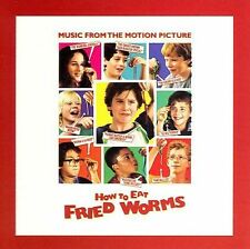 HOW TO EAT FRIED WORMS - JAMES BROWN; YOUNG MC; 2 UNLIMITED; MARK MOTHERSBAUGH;