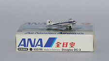 Schabak  Douglas DC-3A-343B ANA All Nippon Airways JA5072  in 1:600 scale