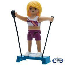 playmobil® Figur | Sportlerin | Fitness | Sport | Aerobic | Turnen | Atlethik