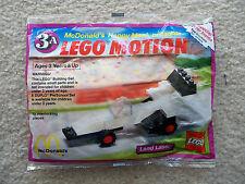LEGO - McDonalds Promo - LEGOMotion Land laser Racing Car Set - New Sealed