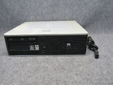 HP Compaq DC5750 PC Desktop SFF AMD Turion 64 2.10GHz 4GB RAM 250GB HDD