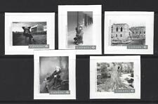 CANADA 2017 CANADIAN PHOTOGRAPHY SET OF 5 SELF ADHESIVE UNMOUNTED MINT, MNH