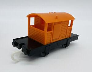 Orange Brakevan Thomas & Friends Tank Engine Trackmaster Motorized Train