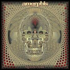 AMORPHIS Queen Of Time (2018) Limited Edition 12-track CD digipak NEW/SEALED