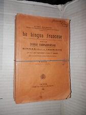 LA LINGUA FRANCESE NELLE SCUOLE COMPLEMENTARI Parte 3 libro linguistica corso di