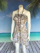 Regular Size Floral Rayon Sundresses for Women