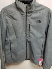 The North Face Apex Bionic 2 Men's Soft Shell Jacket 100% Authentic Grey