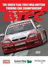 BTCC British Touring Car Championship - Official Review 2003 (New DVD)