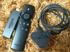 Amazon Fire TV Stick (2nd Gen) with 2nd Gen Alexa Voice Remote - Black