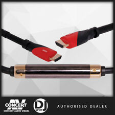 Dynalink High Speed HDMI with Ethernet Cable and Booster 20m