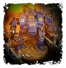 Warhammer 40k Space Marines Primaris Redemptor Dreadnought NIB