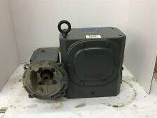 Boston Gear FWA732-200E-B5-G Double Reduction Gear Reducer 200:1 Ratio 0.81 HP