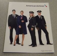 AMERICAN AIRLINES FLIGHT ATTENDANT Service book booklet brochure catalog 18 pags