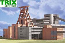 Minitrix / Trix N 66310 Zeche Zollverein Förderanlage in Essen - NEU + OVP