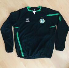 Shamrock Rovers Training  Drill Top CELTIC IRELAND adult SIZE L shirt jersey