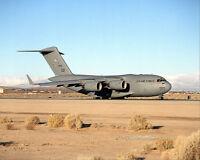 C-17 GLOBEMASTER RUNWAY TAXI 11x14 SILVER HALIDE PHOTO PRINT