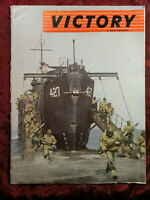RARE VICTORY magazine Vol. 1 No. 6 1943 WWII French
