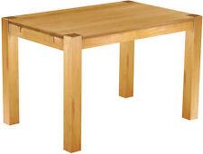 Einmaliges Sonderangebot Esstisch Holz Pinie massiv Tisch Rio Kanto 120x80 Honig