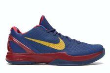 Nike Zoom Kobe vi 6 barcelona Home colorway Limited 500 pairs eu42 us8.5 Bryant