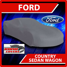 [FORD COUNTRY SEDAN WAGON] CAR COVER - Ultimate Custom-Fit Weather Protection