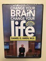Change Your Brain, Change Your Life : Daniel G Amen M.D. (DVD 2008)
