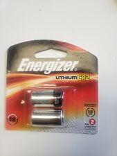 Energizer Pack Of 2 CR2  EL1CRBP2 3V Lithium Battery