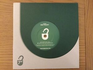 """Pizzy Yelliott """"Could you be loved"""" 7"""" vinyl single."""