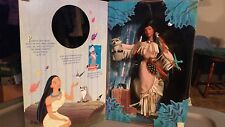 Pocahontas limited edition doll. Mint in box. Disney collectable