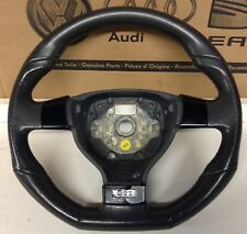 GENUINE VW GOLF MK5 2004-2009 GT TDI GTI FLAT BOTTOM STEERING WHEEL 1K0419091
