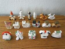 17 Goebel Hummel Christmas Ornaments Trains, Cars, Soldiers, Clowns, Horses, Etc