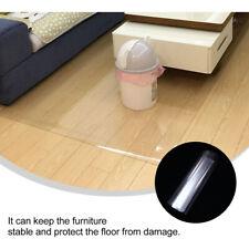 90x60cm Carpet Hard Floor Chair Mat Home Office Computer Work PVC Protector AU