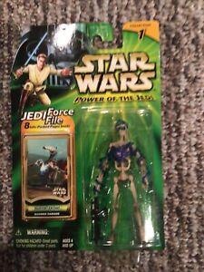 Star Wars Power Of The Jedi Battle Droid Boomer Damage FIgure POTJ Hasbro 2000