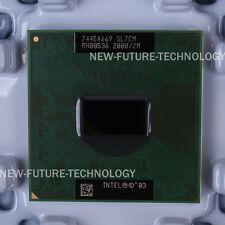 Intel Pentium M 755 (RH80536GC0412M) SL7EM CPU 400/2 GHz 100% Work